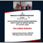 South-Eastern Europe Defense Ministerial Deputy Chiefs of Defence Meeting